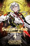 Book Cover Image. Title: Seraph of the End, Vol. 4:  Vampire Reign, Author: by Takaya Kagami