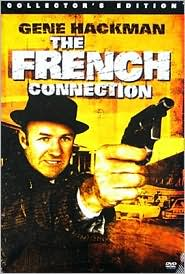 French Connection starring Gene Hackman: DVD Cover
