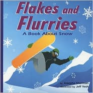 Flakes and Flurries by Josepha Sherman: Book Cover