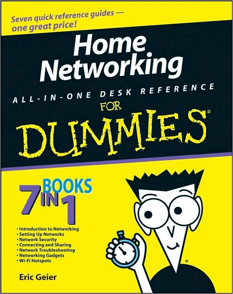Home Networking All in one Desk Reference~tqw~_darksiderg preview 0