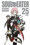 Book Cover Image. Title: Soul Eater, Vol. 25, Author: by Atsushi Ohkubo
