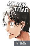 Book Cover Image. Title: Attack on Titan 15, Author: by Hajime Isayama