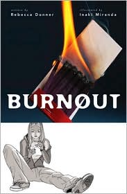 Burnout by Rebecca Donner: Book Cover