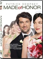 Made of Honor starring Patrick Dempsey: DVD Cover
