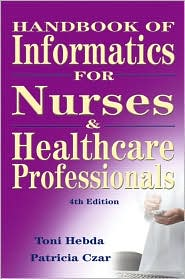  Handbook of Informatics for Nurses & He...