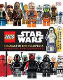 LEGO Star Wars Character Encyclopedia by DK Publishing: Book Cover