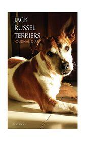 Jack Russel Terriers Journal Diary