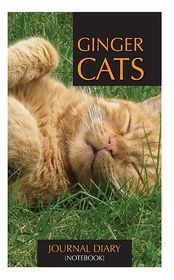 Ginger Cats Journal Diary