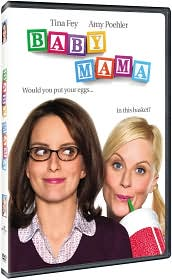 Baby Mama with Tina Fey: DVD Cover