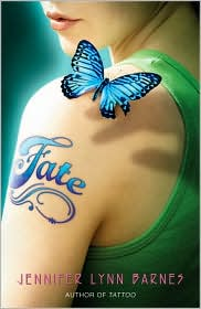 Fate by Jennifer Lynn Barnes: Book Cover