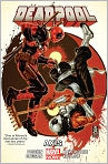 Book Cover Image. Title: Deadpool Volume 7:  Axis, Author: by Brian Posehn