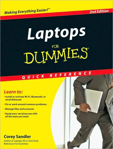 Laptops for Dummies Quick Reference 2nd~tqw~_darksiderg preview 0