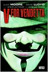 Book Cover Image. Title: V for Vendetta (Graphic Novel), Author: by Alan Moore
