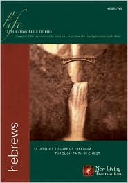 Hebrews by Tyndale: Book Cover