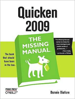 Quicken 2009 The Missing Manual~tqw~_darksiderg preview 0