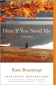 Here If You Need Me by Kate Braestrup: Book Cover