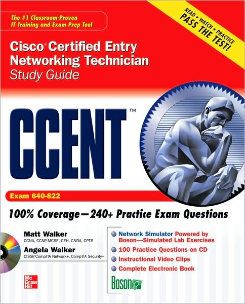 CCENT Cisco Certified Enterprise Technician Study Guide (Exam 640 822)~tqw~_darksiderg preview 0