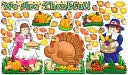 Bulletin Board Happy Thanksgiving: Product Image