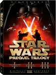 Video/DVD. Title: Star Wars Prequel Trilogy