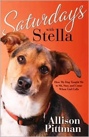 Saturdays with Stella by Allison K. Pittman: Book Cover