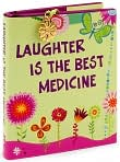 Product Image. Title: Laughter is the Best Medicine Little Gift Book