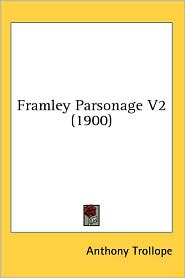Framley Parsonage V2 (1900)