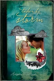 Taken by Storm by Angela Morrison: Book Cover