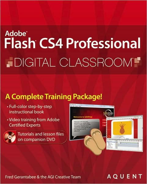 Flash CS4 Professional Digital Classroom~tqw~_darksiderg preview 0
