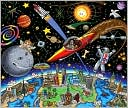 Fazzino Space Katz 100 Piece Puzzle (B&N Exclusive) by A Blaine: Product Image