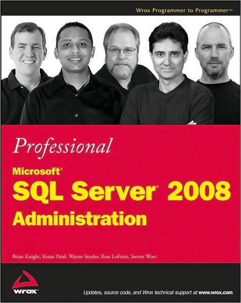 Professional Microsoft SQL Server 2008 Administration~tqw~_darksiderg preview 0