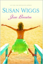 Just Breathe by Susan Wiggs: Book Cover