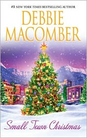Small Town Christmas by Debbie Macomber: Book Cover