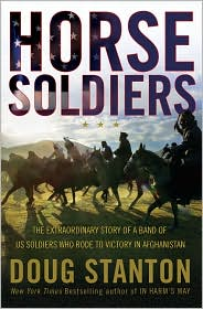 Horse Soldiers by Doug Stanton: Book Cover