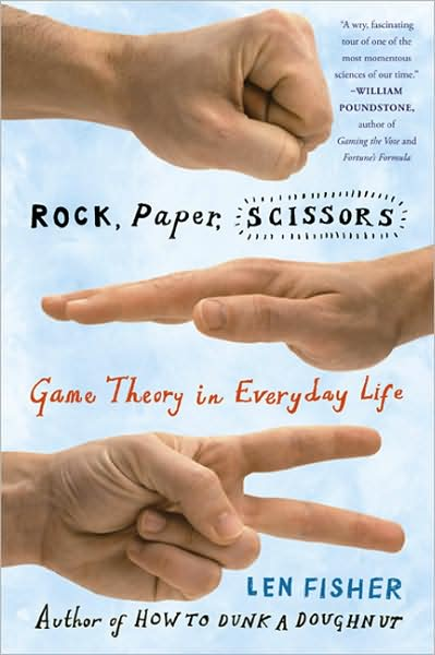 Rock, Paper, Scissors Game Theory in Everyday Life~tqw~_darksiderg preview 0