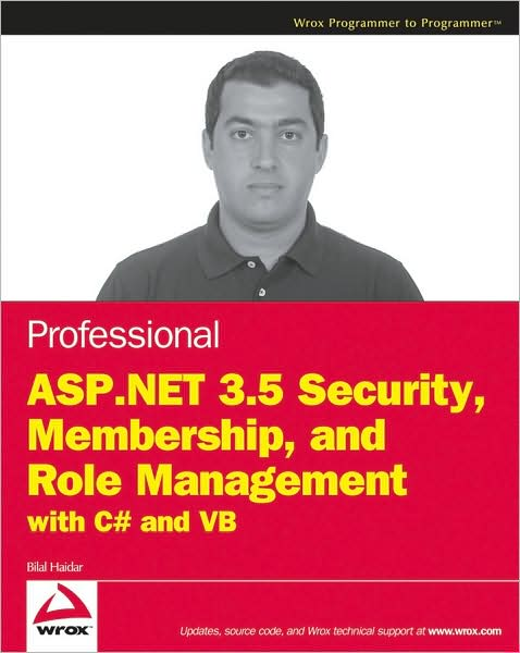 Professional ASP Net 3 5 Security, Membership, and Role Management with C# and VB~tqw~ darksiderg preview 0