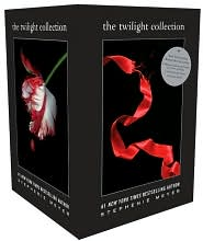Twilight Collection by Stephenie Meyer: Book Cover