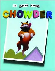 The Fabulous Bouncing Chowder by Peter Brown. Book cover used with permission from BN.com