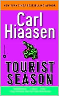 Tourist Season by Carl Hiaasen: Book Cover