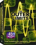 Video/DVD. Title: The Outer Limits Original Series - Complete Box Set