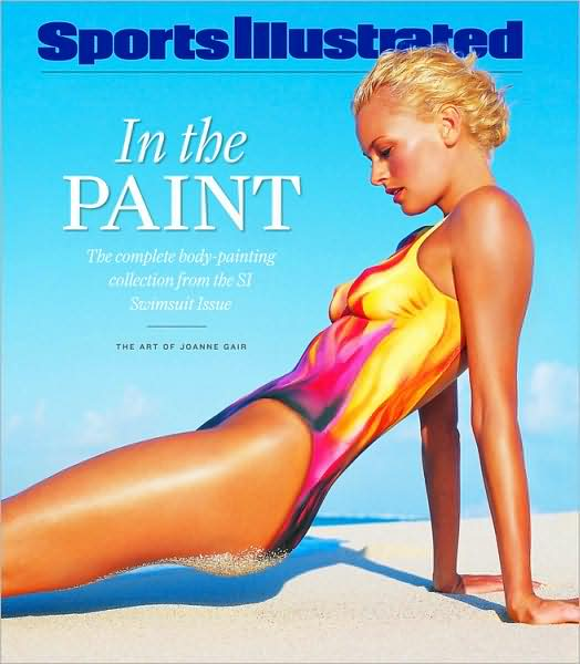 SPORTS ILLUSTRATED ~ IN THE PAINT ~ PAINTED ON SUITS!