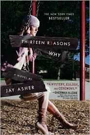Thirteen Reasons Why by Jay Asher. Book cover used with permission from BN.com
