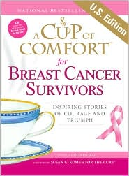 Cup of Comfort for Breast Cancer Survivors by Colleen Sell: Book Cover