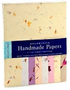 Product Image. Title: Scrapbooking Petals Paper set of 24 8.5x11