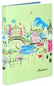 Product Image. Title: Green Venice Sketchbook (8.5x11)