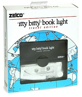 Itty Bitty Travel Booklight