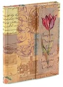 Product Image. Title: Inspire Dream Pink Magnetic Lined Journal 9x7