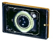 Product Image. Title: Vintage Camera Photo Album 4x6