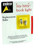 Product Image. Title: Itty Bitty Booklight Replacement Bulbs