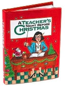 Book Cover Image. Title: Teacher's Night Before Christmas, Author: Sue Carabine
