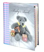 Product Image. Title: Baby's Book: The First Five Years (Personal Organizer Series)